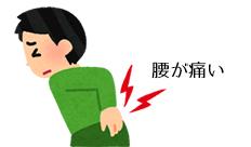 背椎変形/椎間板ヘルニア/筋肉から/骨粗しょう症